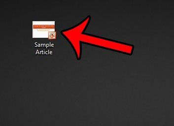 найдите файл powerpoint