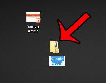 сжатый файл PowerPoint