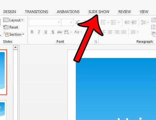 создание пользовательских шоу в PowerPoint