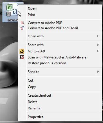 Как отсканировать отдельный файл с помощью Norton 360