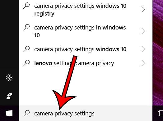 выберите, какие приложения могут использовать веб-камеру Windows 10