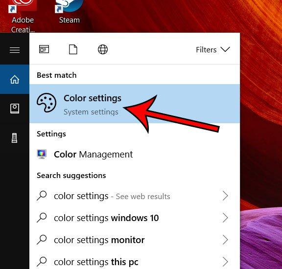 Windows 10 темный фон