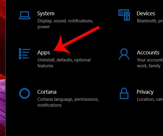 Разрешения на установку приложений Windows 10