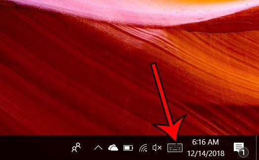 запустить windows 10 сенсорную клавиатуру